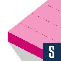FOAMULAR® 150 2.5 in x 4 ft x 8 ft R-12.5 Scored Square Edge Insulation Sheathing