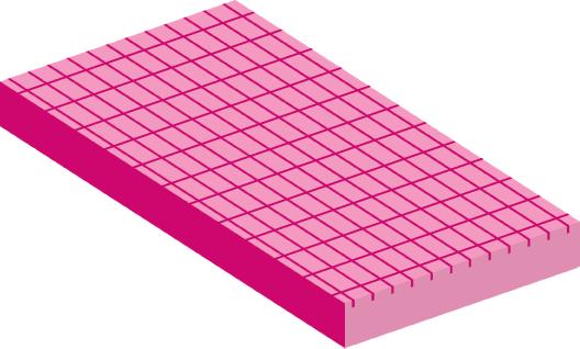 Insul-drain custom insulation board