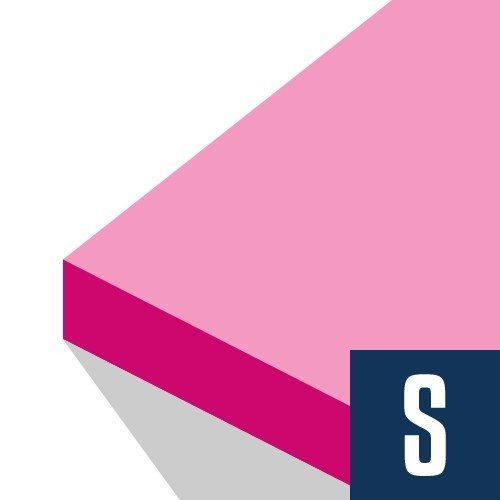 FOAMULAR® THERMAPINK® 3 in x 4 ft x 8 ft R-15 Squared Edge Insulation Sheathing