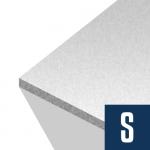 Foam Board Insulation 2.4 in x 4 ft x 8 ft R-10.08 EPS HalfBack